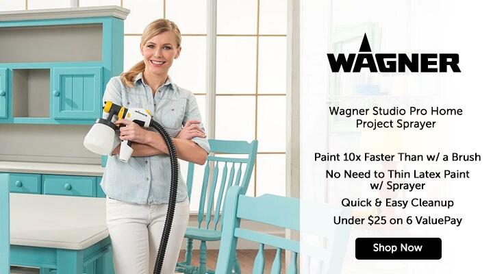 492-938 - Wagner Studio Pro Home Project Sprayer
