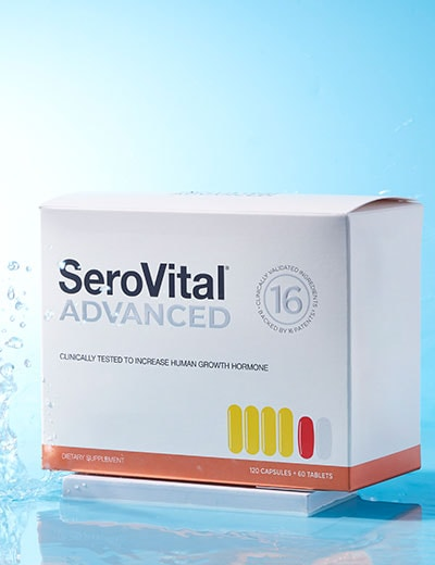 Next Level Beauty Finds -002-312 SeroVital Advanced Anti-Aging & Dietary Supplement (Choice of Supply)