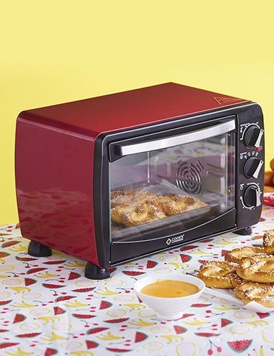 Small Appliances Featuring Cook's Companion® - 484-201 Cook's Companion® 18-Liter 1200W Convection Toaster Oven