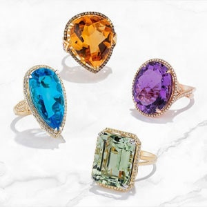 LALI Jewels Up to 50% Off Gemstone Designs -
