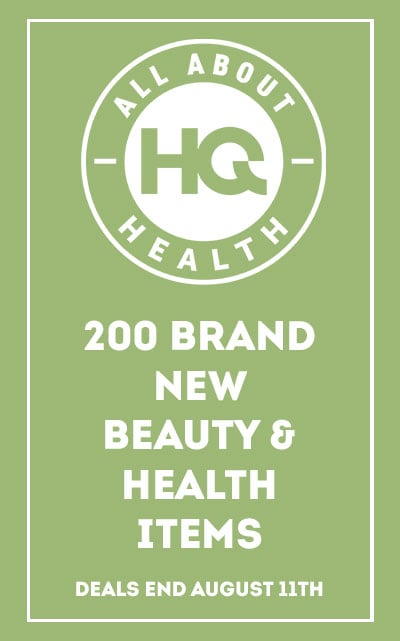 All About Health - 200 Brand New Beauty & Health Items