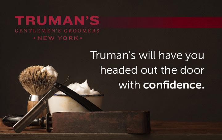 Truman's Gentlemen's Groomers