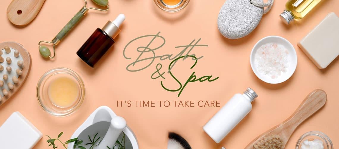 Bath & Spa - It's Time to Take Care