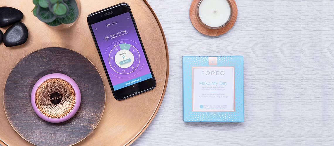 FOREO brings a new standard of high-end beauty and well-being solutions to a wider audience than ever before.