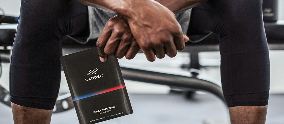 Ladder - Founded by Lebron James and Arnold Schwarzenegger,