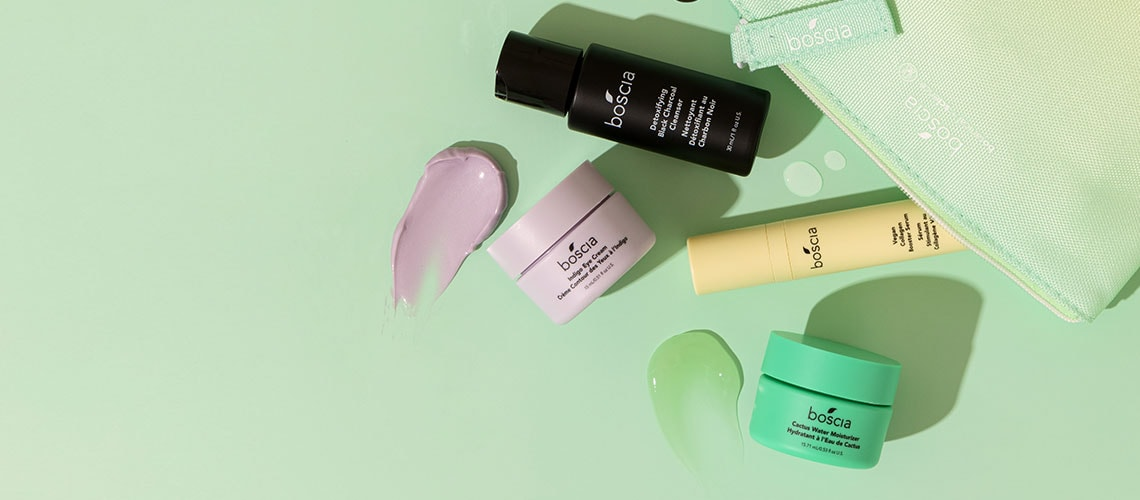 Boscia has been a pioneer in the clean beauty space since 2002