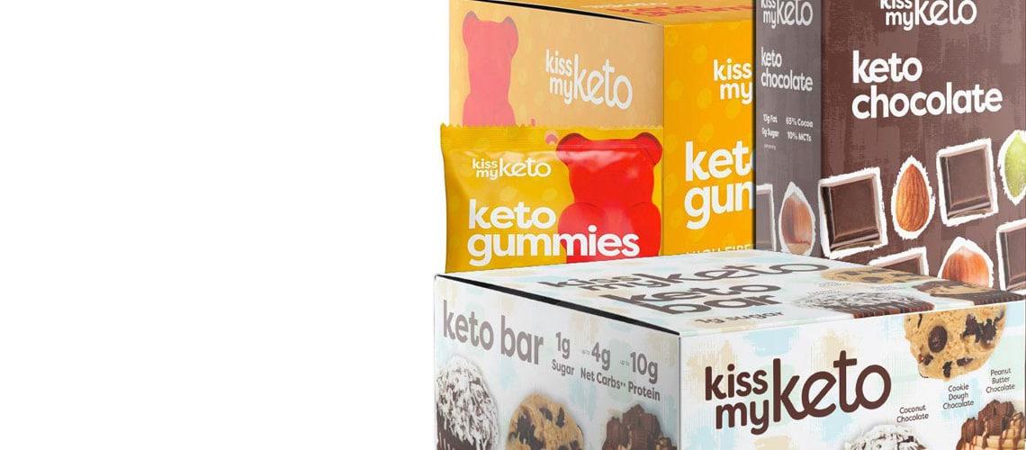 Kiss My Keto: We Make Keto Easy