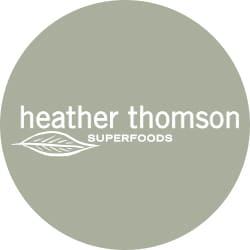 Heather Thomson Superfoods