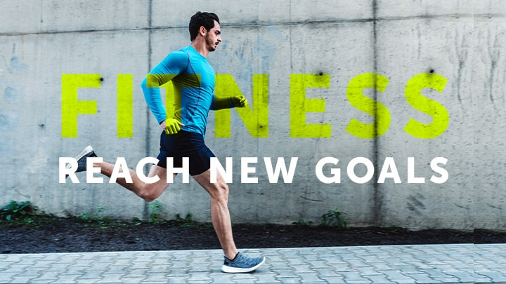 Fitness Reach New Goals