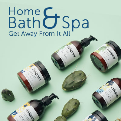 Home Bath & Spa Get Away From It All at ShopHQ 316-190 - House of Caspara Miracle Foot & Heel Repair Duo 8.12 oz Each (Choice of Scent)