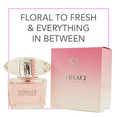 305-840 Versace Women's Bright Crystal Eau de Toilette Spray
