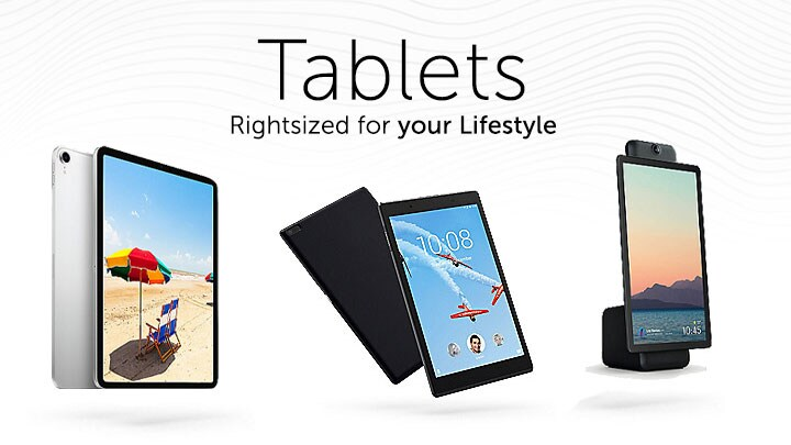 Tablets rightsized for you Lifestyle at ShopHQ