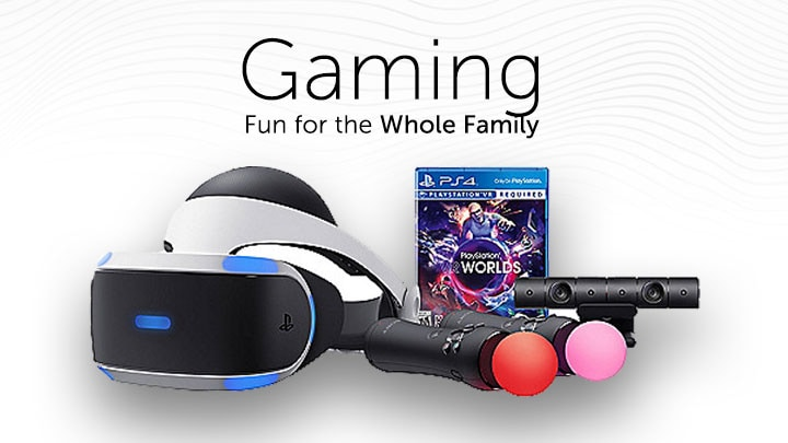 Gaming Fun for the Whole Family