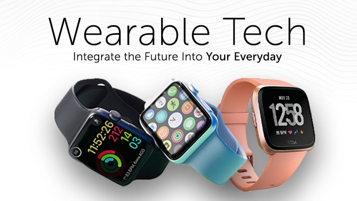 Wearable Tech Integrate the Future Into Your Everyday