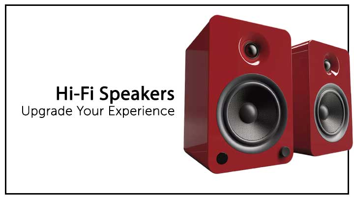 493-759 - Kanto YU6 2-Way Powered Bookshelf Speakers