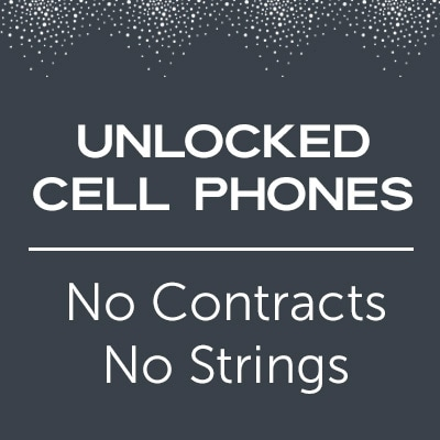 Unlocked Cell Phones | No Contracts No Strings at ShopHQ