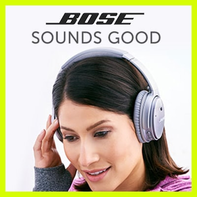 Bose. Sounds Good