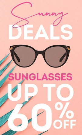 Sunny Deals Sunglasses Up to 60% Off