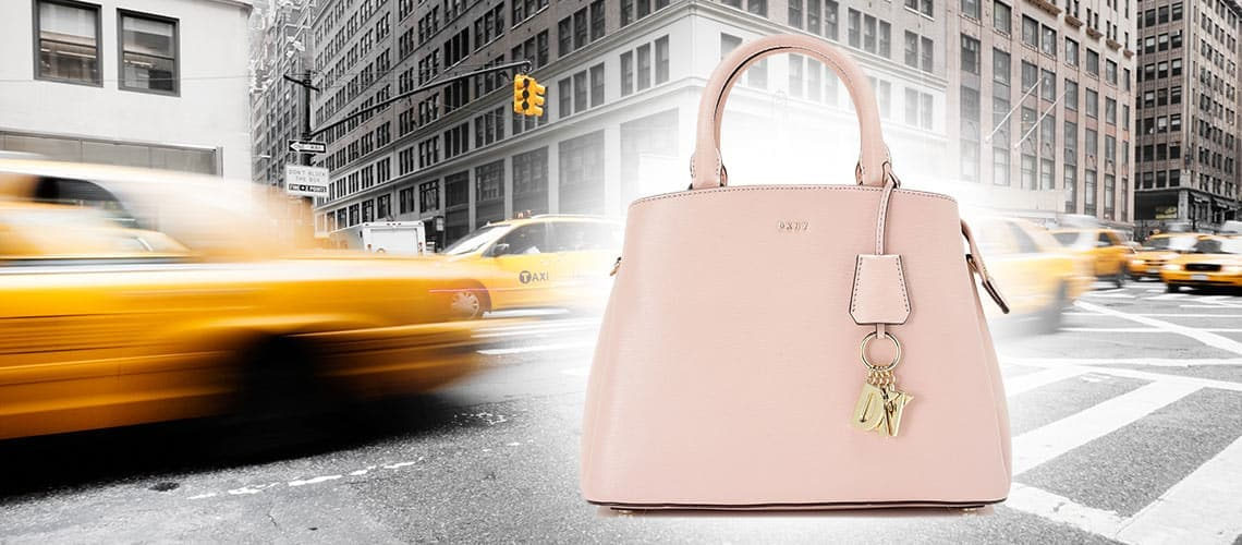 DKNY is all about everything you need to live a New York life—wherever that may be.