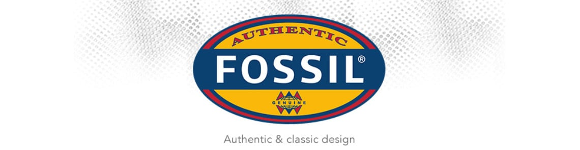 Fossil Authentic & Classic Design