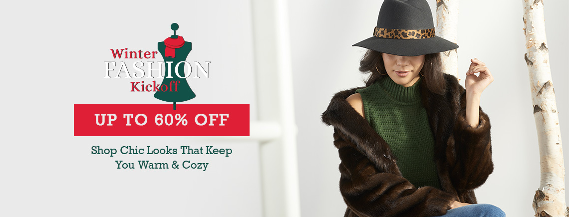 Winter Fashion Kickoff - Up to 60% Off Shop Chic Looks That Keep You Warm & Cozy - 748-463 Donna Salyers' Fabulous-Furs Faux Wool Leopard Print Trimmed Fedora Hat