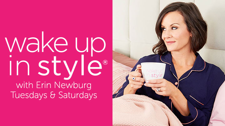 Wake Up in Style with Erin Newburg - Tuesdays & Saturdays
