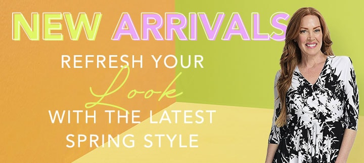 Spring Fashion Day Save up to 65% On the Season's Hottest Trend