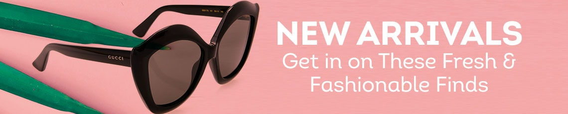 New Arrivals Get in on These Fresh & Fashionable Finds 748-615 Gucci 53mm Mirrored Lens Cat Eye Frame Designer Sunglasses w Case