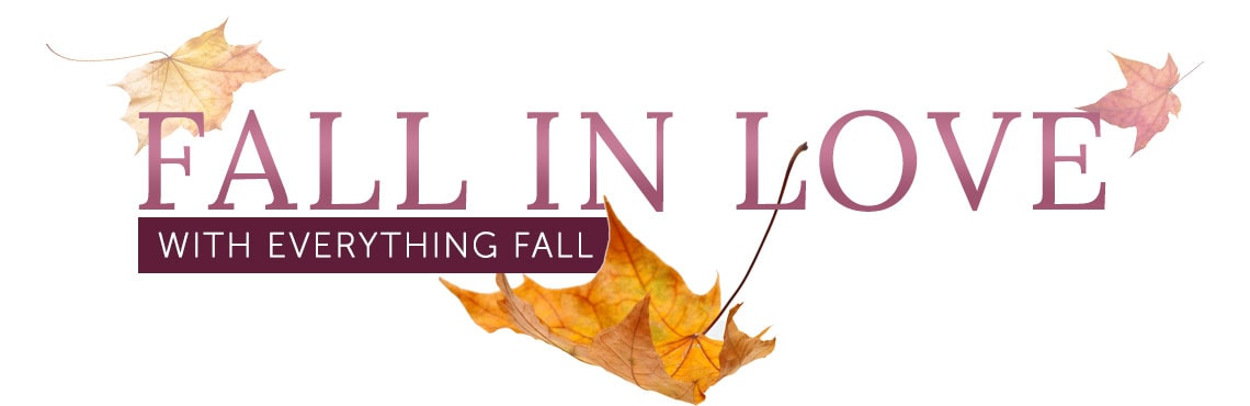 Fall in Love with Everything Fall