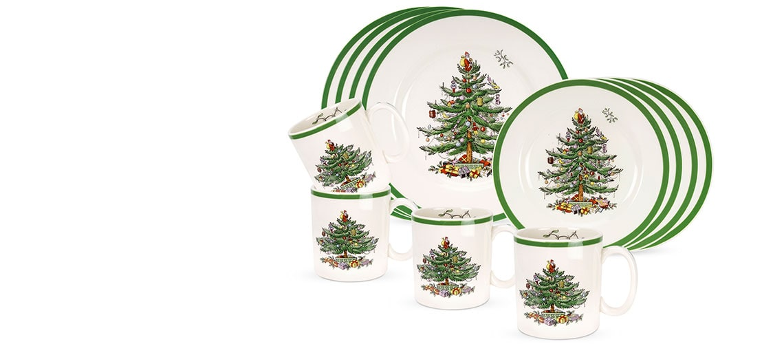 Spode's award winning fine bone china