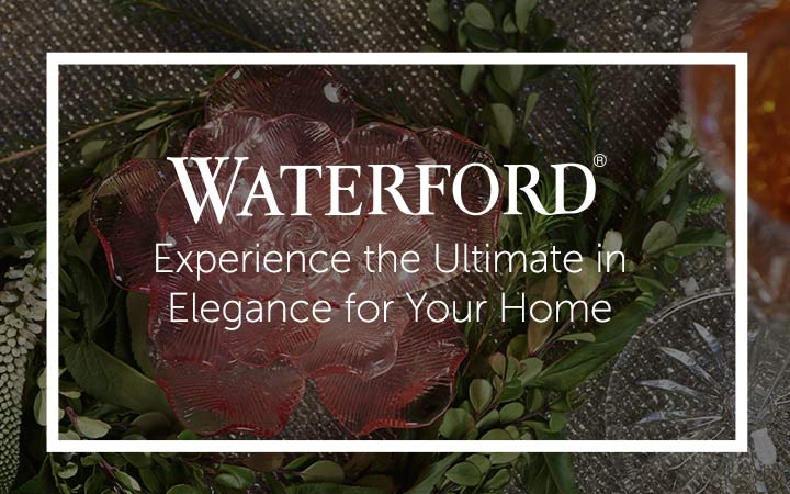 Waterford Crystal  Experience the Ultimate in Elegance for Your Home at ShopHQ 485-008 Marquis by Waterford 4 Crystal Hand Finished Heart Box