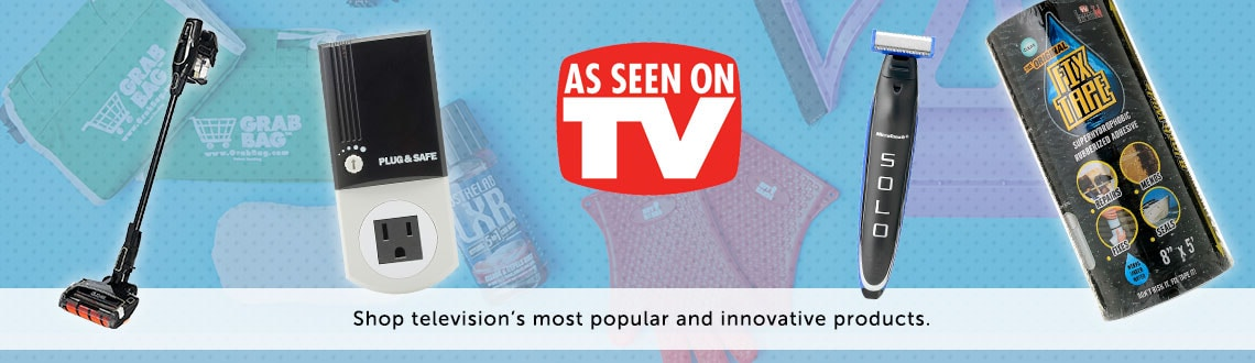 Shop television's most popular and innovative products.