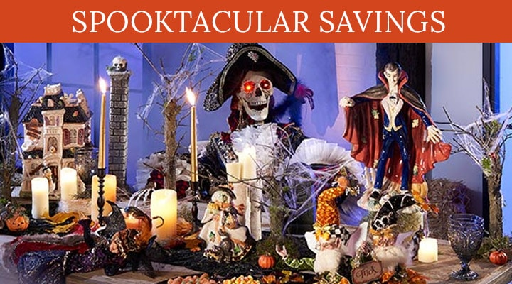 Spooktacular Savings