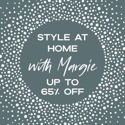 Style at Home with Margie up to 65% off at ShopHQ