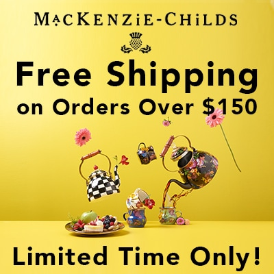 Free Shipping on Orders Over $150  Limited Time Only!