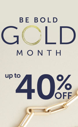 Be Bold in Gold Month Save Up to 40% Off - 183-907 Stefano Oro 14K Gold Semi Solid 18 or 24 Paperclip Link Necklace