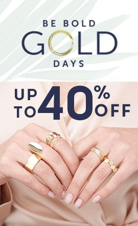 Be Bold Gold Days Jewelry Up to 40% OFF - Assorted Rings