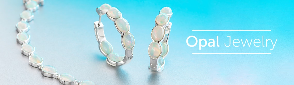 Opal Jewelry at ShopHQ