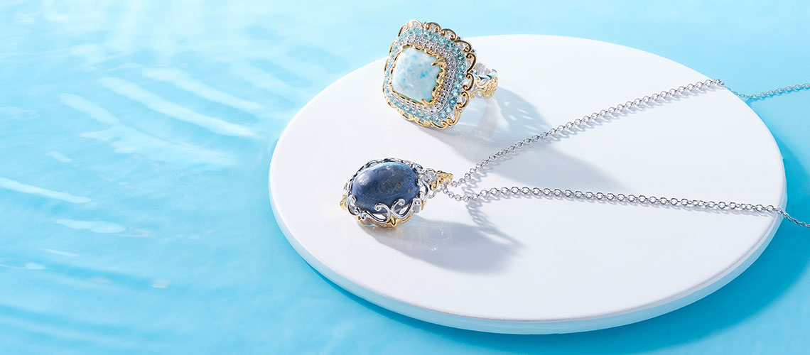 Invicta & Friends Ocean Voyage 2020 - Bring the excitement and elegance of a luxury ocean voyage home with a piece of stunning jewelry from one of your favorite cruise brands.