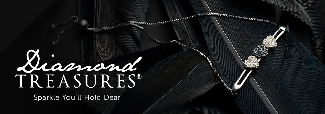 Diamond Treasures - Sparkle You'll Hold Dear
