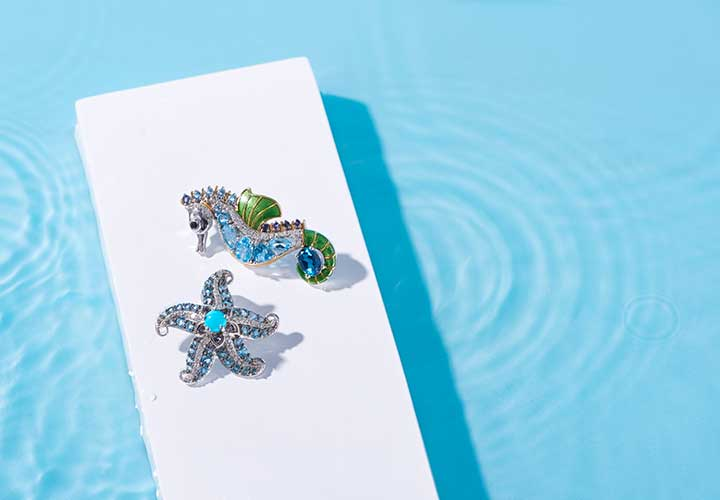 Gem Treasures on Invicta and Friends Ocean Voyage at ShopHQ