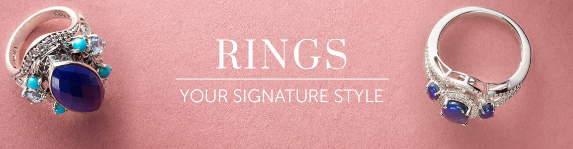 Rings Your Signature Style Awaits