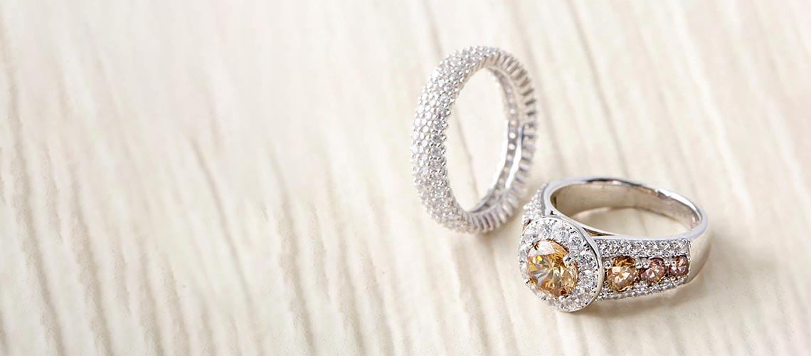 Discover the enchanting sparkle of Suzy Levian New York jewelry.