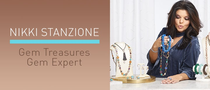 Nikki Stanzione Gem Treasures Gem Expert