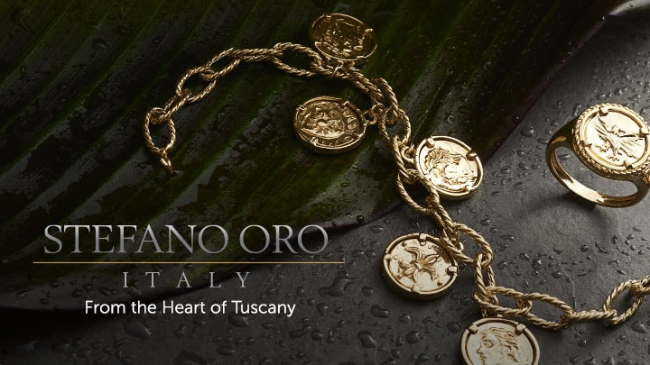 Stefano Oro From the Heart of Tuscany at ShopHQ