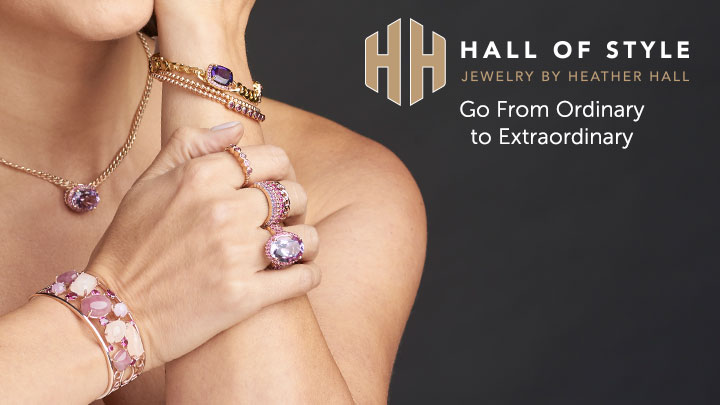 Hall of Style Go From Ordinary to Extraordinary at ShopHQ
