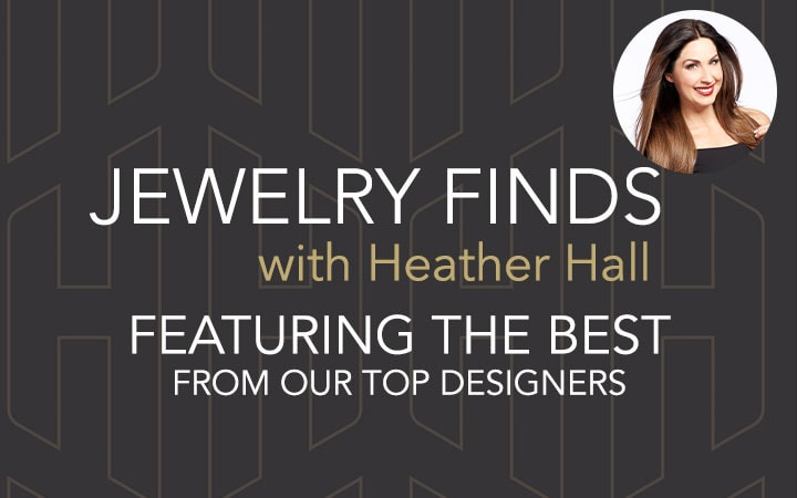 Jewelry Finds with Heather Hall