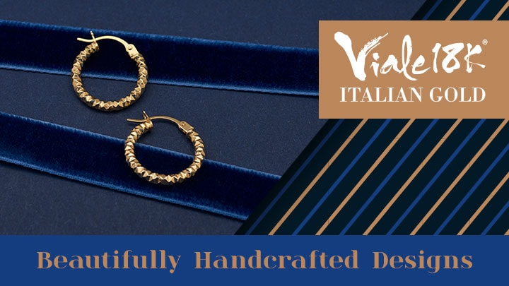 Viale18K Beautifully Handcrafted Designs