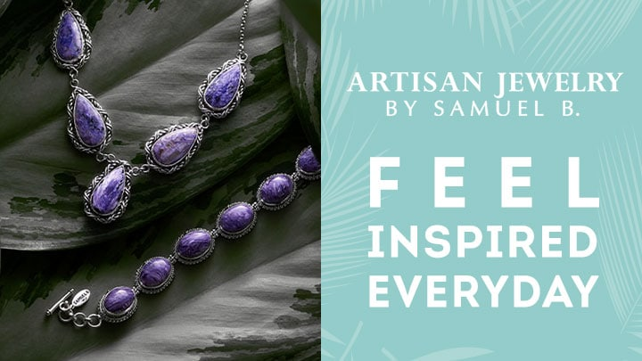 Artisan Jewelry by Samuel B. Feel Inspired Everyday