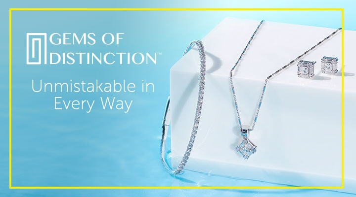 Gems of Distinction™ Unmistakable in Every Way -189-310 Gems of Distinction™ Couture 14K White Gold 0.70ctw Diamond Stud Earrings, 189-312 Gems of Distinction™ Couture 14K White Gold 0.40ctw Diamond Pendant w Chain, 184-178 Gems of Distinction™ Souple 14K Gold 1.00ctw Diamond Bangle Bracelet w Clasp